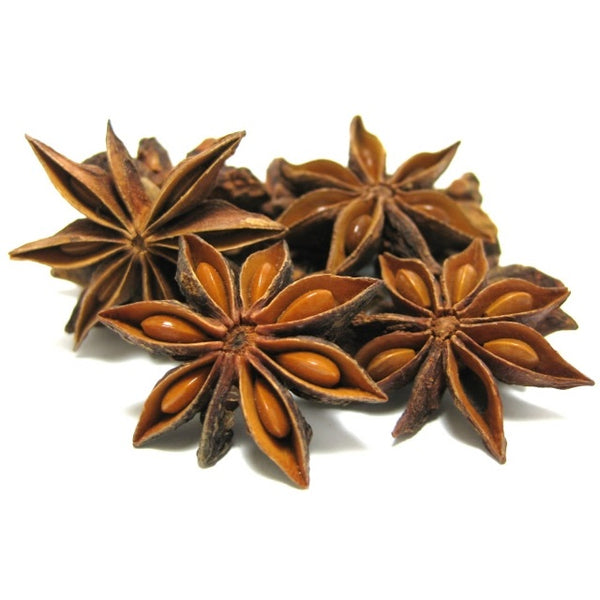 Goldenfeast Whole Star Anise, 5 lbs