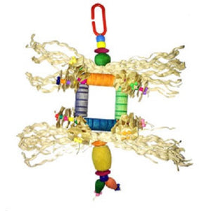 Molly's Bird Toys Four by Four