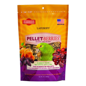 LAFEBER'S Pellet-Berries for Parrots 10 oz