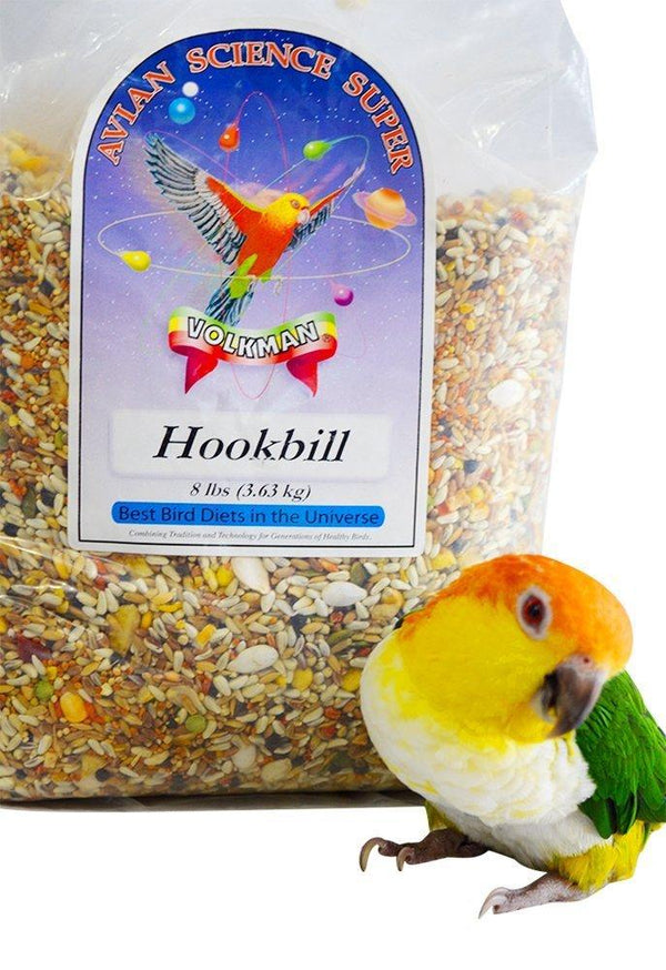 Volkman Seed Avian Science Super Hookbill - 8lb