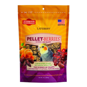LAFEBER'S Pellet-Berries for Cocaktiels 10 oz