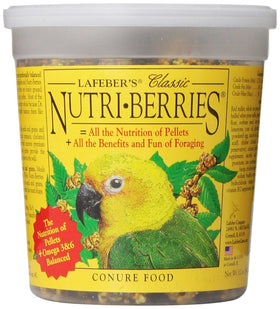 Lafeber Company Nutri-Berries Conure Pet Food