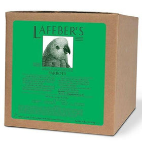 Lafeber's Premium Daily Diet for Parrots - 25 lbs