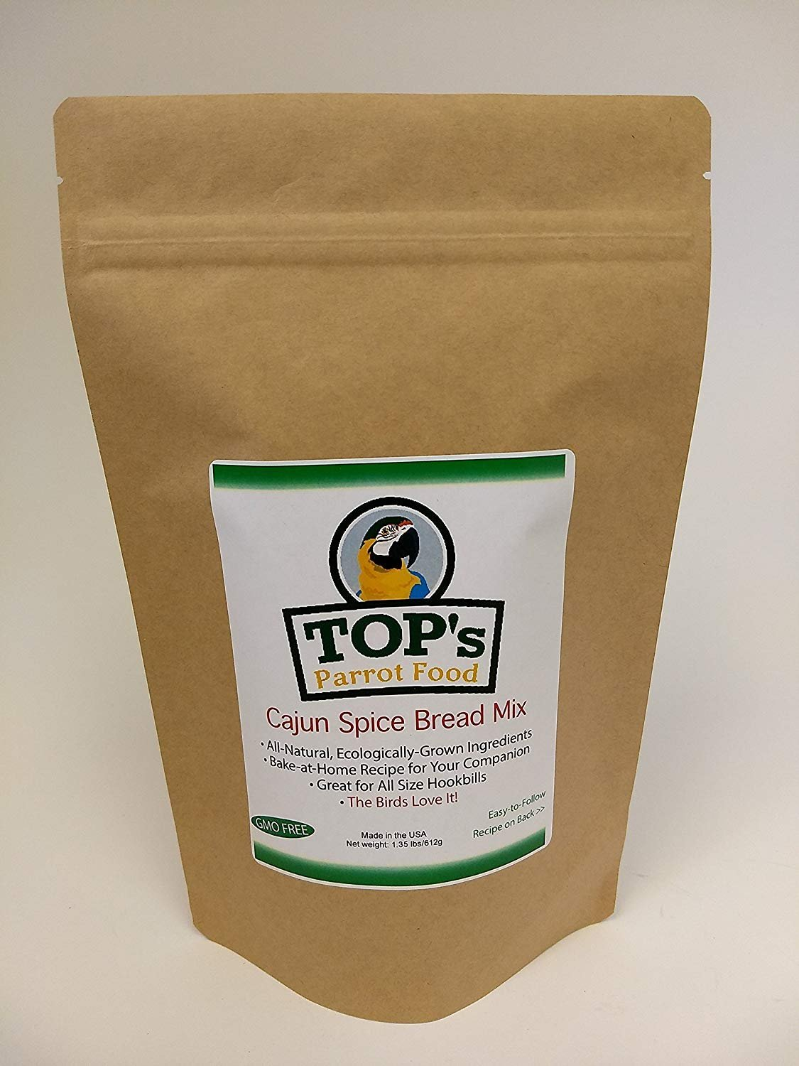 TOP's Cajun Spice Bread Mix