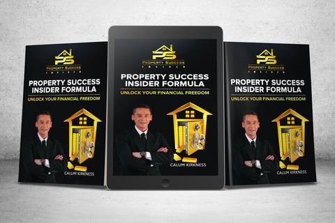 PROPERTY SUCCESS INSIDER FORMULA BOOK