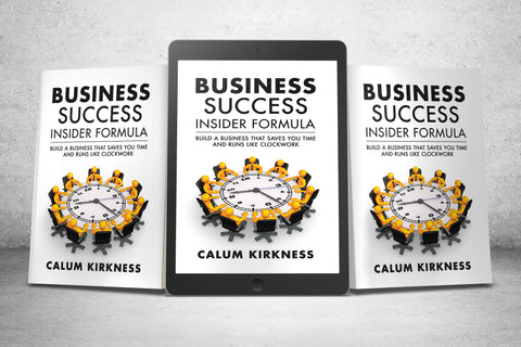 BUSINESS SUCCESS INSIDER FORMULA BOOK