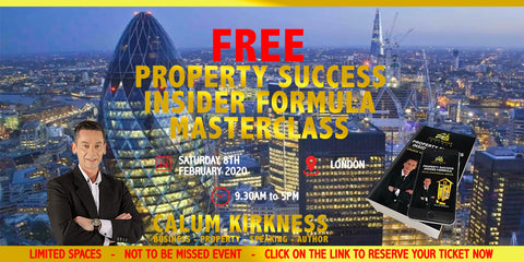 FREE Property Success Insider Investment Masterclass