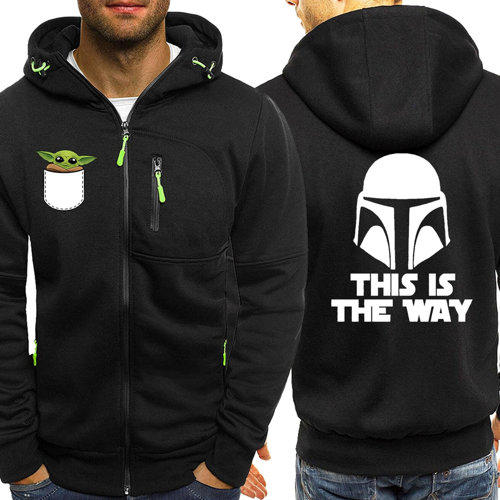 The Mandalorian Hoodies