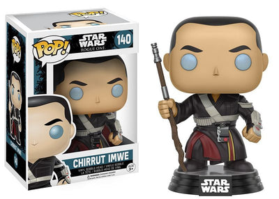 Funko pop Official Star Wars: Rogue One - Chirrut Imwe Collectible