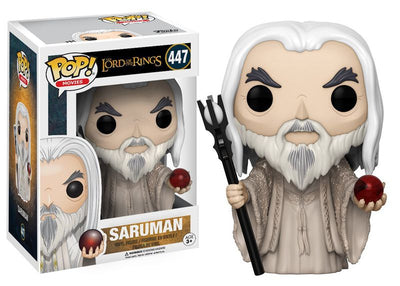 Funko pop Official The Lord of the Rings - Saruman Vinyl Collectible