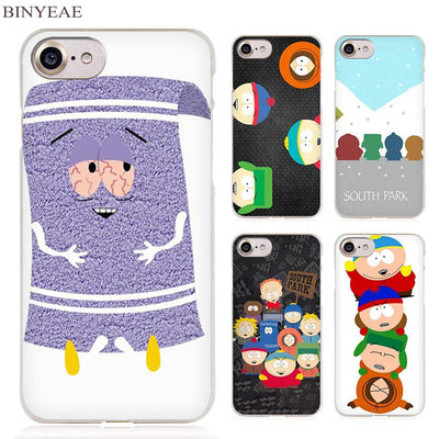 South Park Phone Case for Apple iPhone 4 4s 5 5s SE 5c 6 6s 7 7s Plus