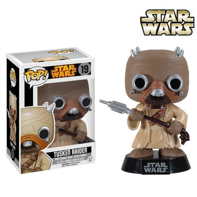 Funko POP Star War - TUSKEN RAIDER Collectible
