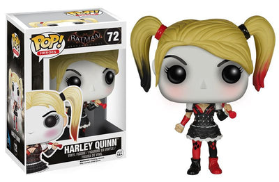 Funko pop Official Batman: Arkham Knight - Harley Quinn Vinyl Collectible