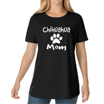 CHIHUAHUA MOM Women's T-Shirts