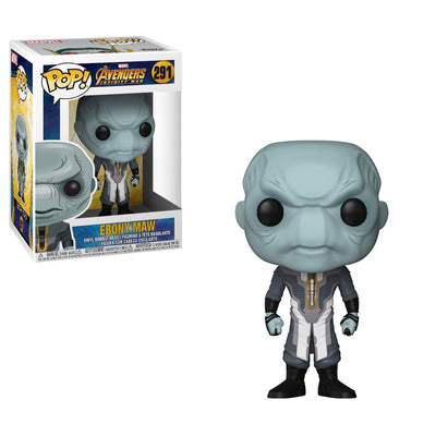 Funko pop Official Marvel: Avengers Infinity War - Ebony MAW Vinyl Action Figure Collectible