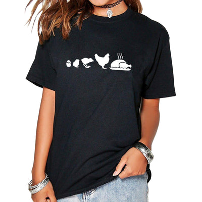 Chicken Women's Funny T-Shirts