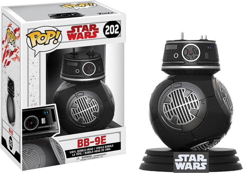Funko pop Official Star Wars: The Last Jedi - BB-9E Vinyl Collectible