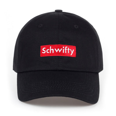 100% Cotton Get Schwifty Rick and Morty Hat
