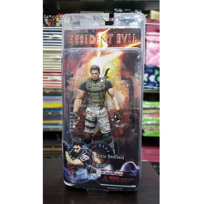 Resident Evil 5 Chris Redfield 1/7 scale  PVC Action Figure 21cm
