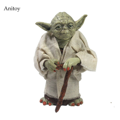 Star Wars Jedi Master Yoda PVC Action Figure 12cm