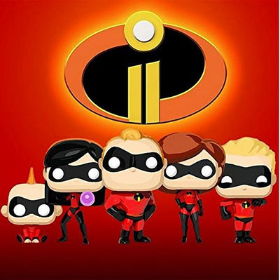 Original Funko pop Incredibles 2 -  Vinyl Collectibles