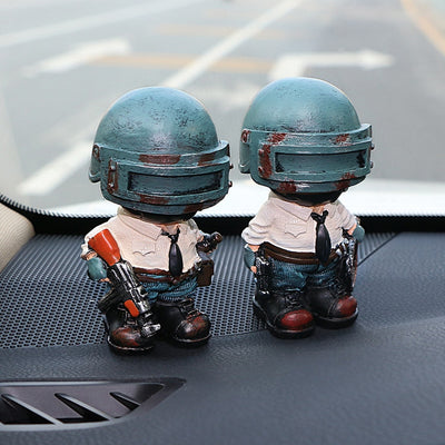 PUBG Playerunknowns Battlegrounds Car Ornaments