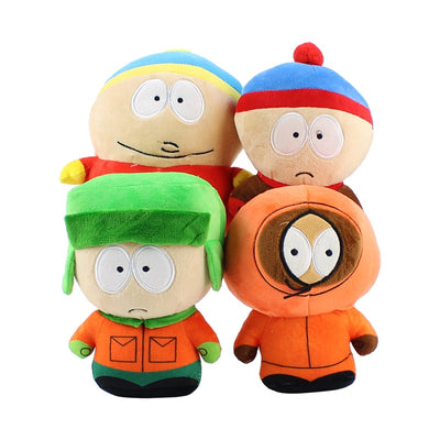 17-22cm South Park plush collectibles
