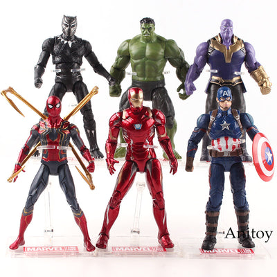 Marvel Avengers Infinity War Action Figure Collectibles