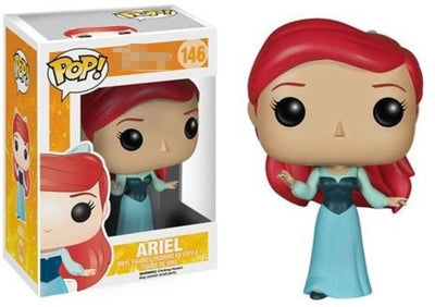 Original Funko pop Little Mermaid - Ariel Collectible Vinyl Figure