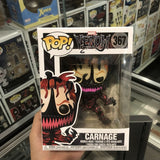 Funko pop Official Marvel: Venom - Carnage Cletus Kasady Vinyl Collectible