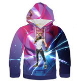 Fortnite 3D Battle Royale Hoodies