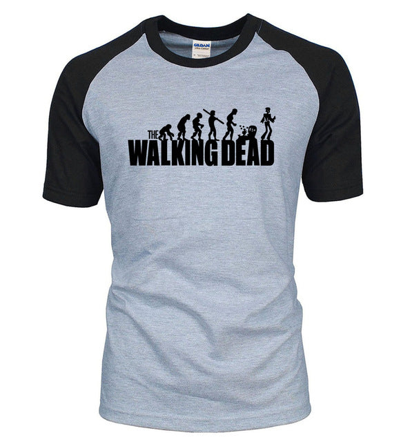 The Walking Dead t-shirts