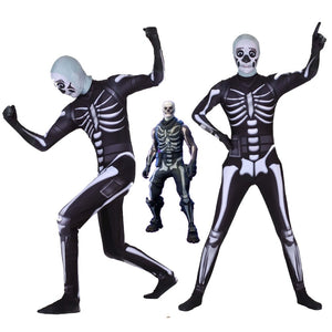 Fortnite Battle Royale Skull Trooper Costume