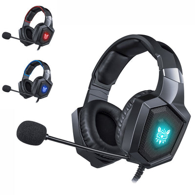 ONIKUMA K8 Stereo Gaming Headset Wired Noise-cancelling