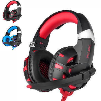 ONIKUMA K2 Gaming Headset Stereo Gaming Noise-cancelling Wired Headset