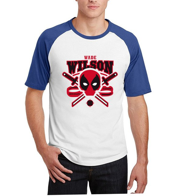 Deadpool, Wade Wilson T-shirt