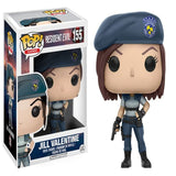 Funko POP Official Resident Evil Figurines