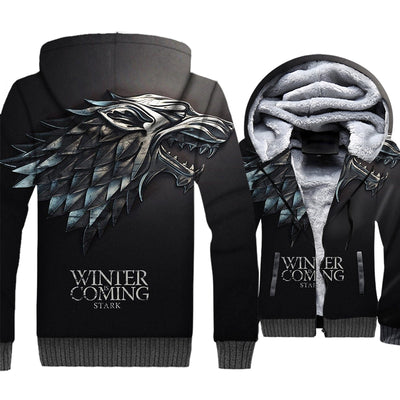 Game of Thrones Hoodie Jackets