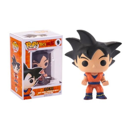 POP Dragon Ball Z Goku Figurine Collection