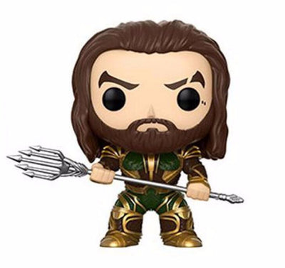 POP Official DC Justice League Aquaman Vinyl Collectible