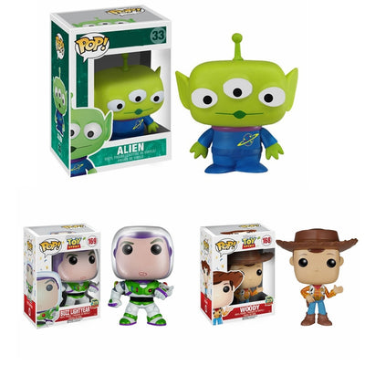 POP Toy Story Vinyl Collectibles
