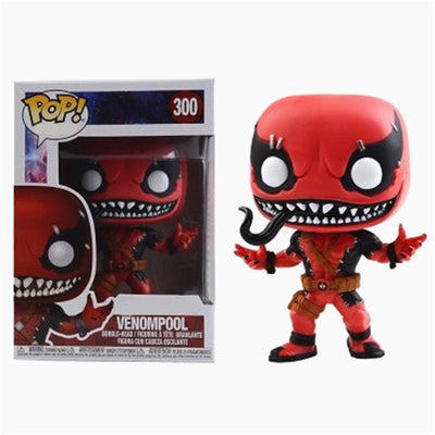 Funko pop official : Venom & Venompool Collectibles