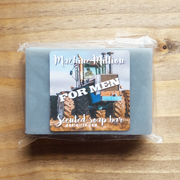 Bar of 'Machine Million' Scented Soap