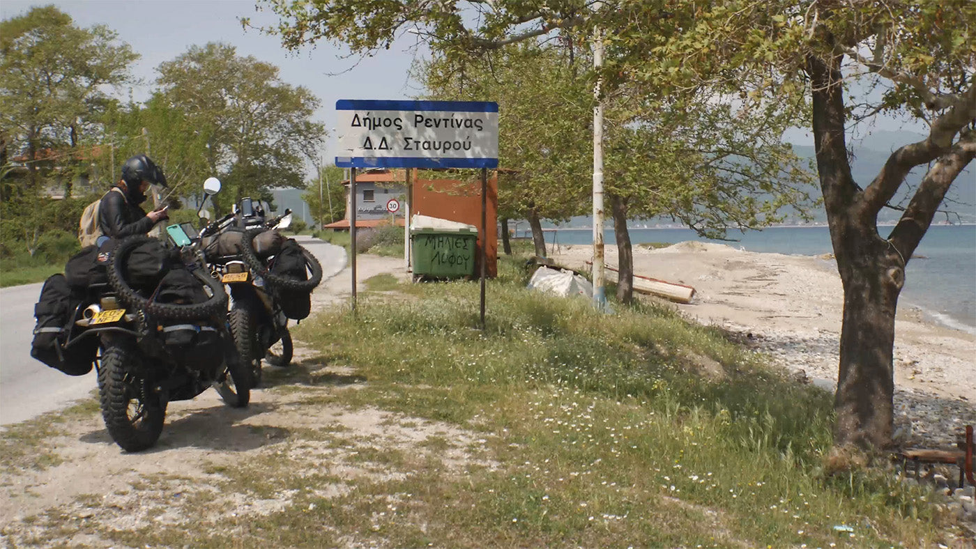 Our experience of riding motorcycles through the Balkans