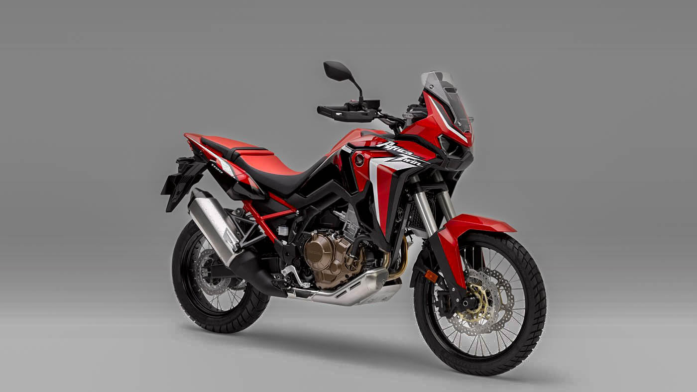 Test Riding a Honda Africa Twin this Week?