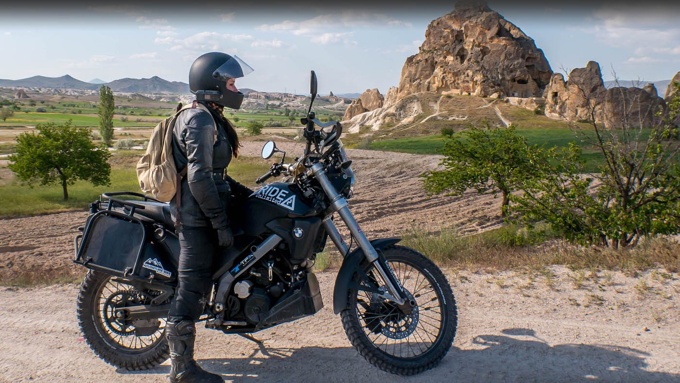 Bike Talk With Jennifer O'Grady: BMW G650 XCountry