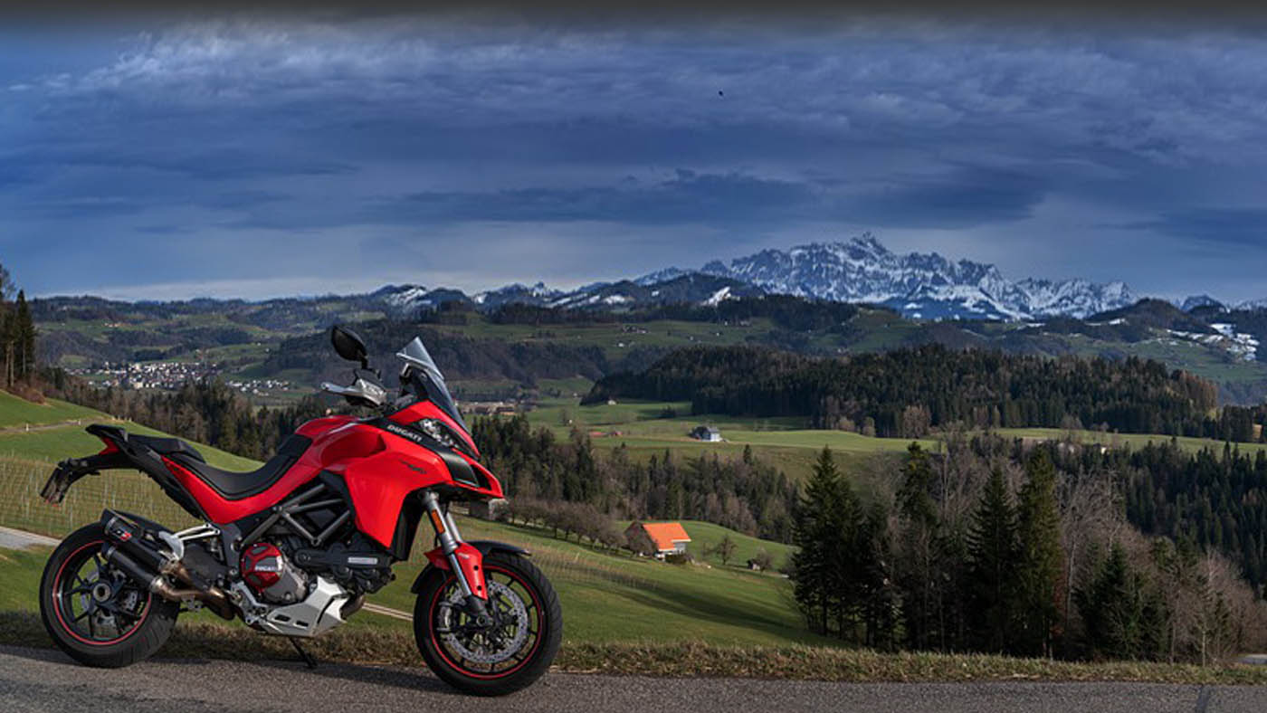 Ducati Multistrada owner? Great News!