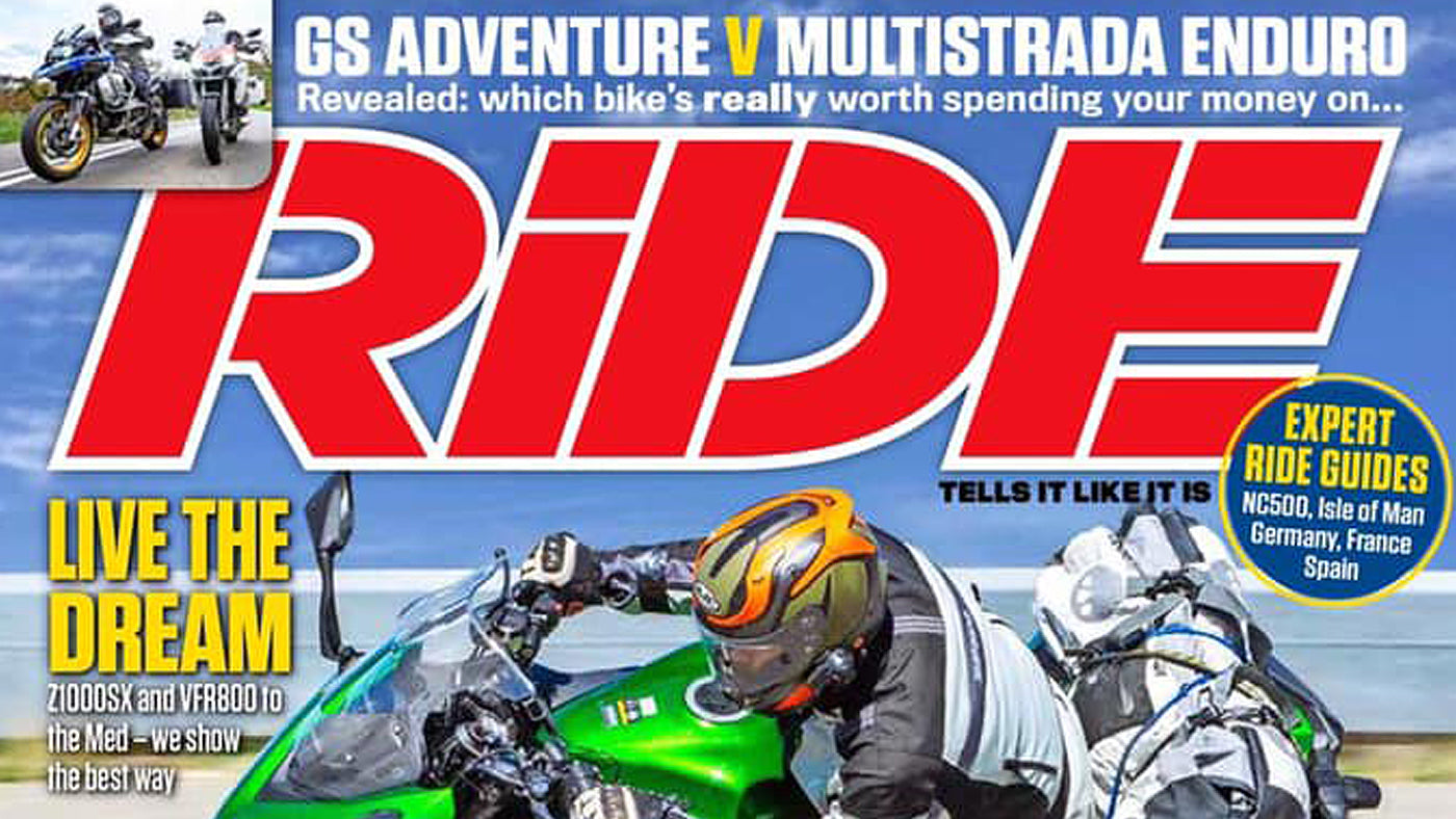 Ultimateaddons wins RiDE Magazine's Best Buy award