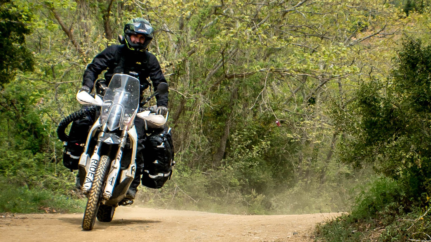 Choosing the route for an Around the World Motorcycle trip