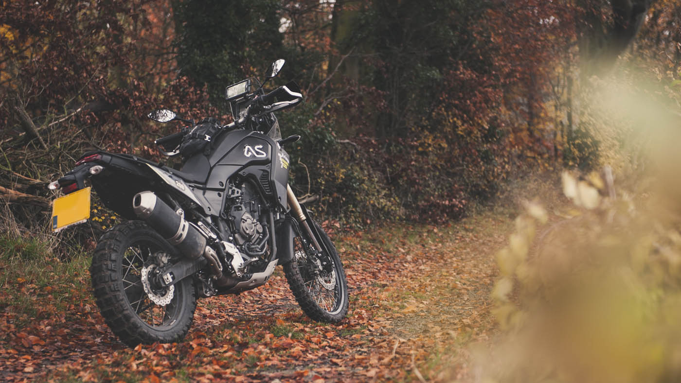 The Yamaha Ténéré 700 is causing a storm